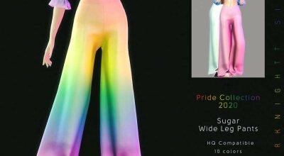 Широкие брюки [Pride Collection 2020]