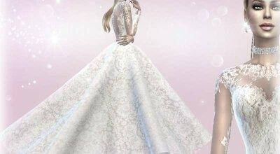 Свадебное платье Atanis