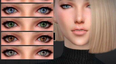 Глаза Bobur 43