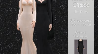 Платье Morgana