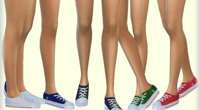 Женские кросы