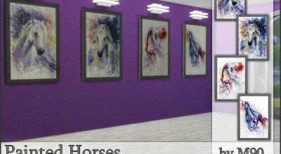 Картины с лошадьми