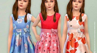 Детское платье Collection P139