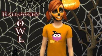Хэллоуин рубашки
