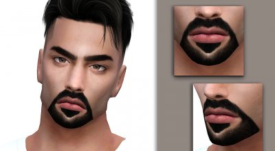 Борода M177