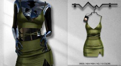 Платье BD293