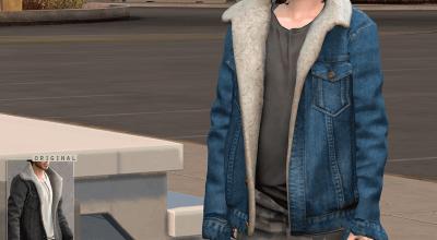 Куртка Sherpa Trucker