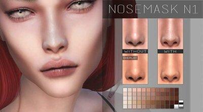 Маска носа N1