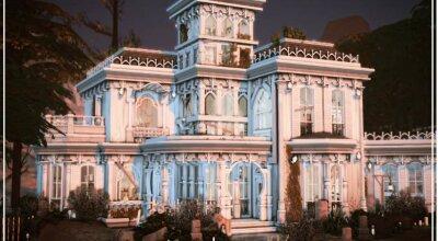 Викторианское поместье с привидениями