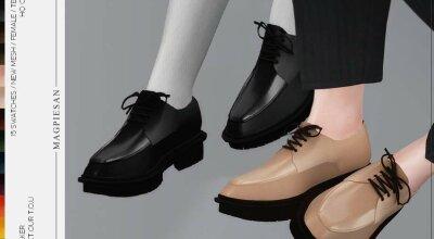 Ботинки Derby Walker