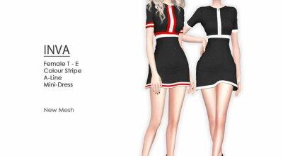 Платье Inva
