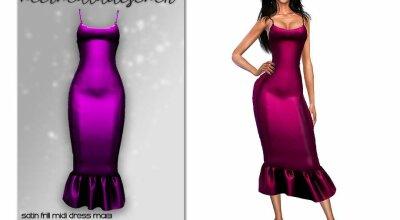 Платье MC113