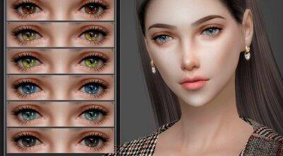 Глаза Bobur 50