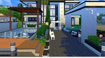 Дом Susana Modern
