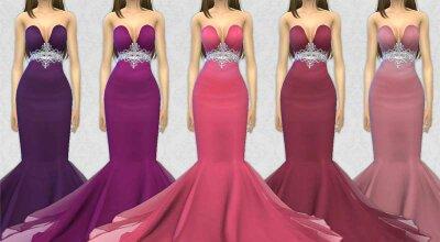 Свадебное платье N8