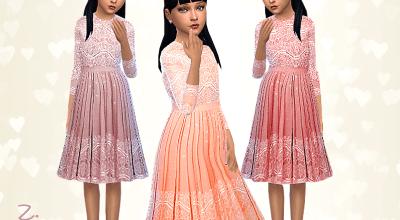 Детское платье Nuances