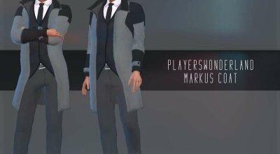 Пальто Markus