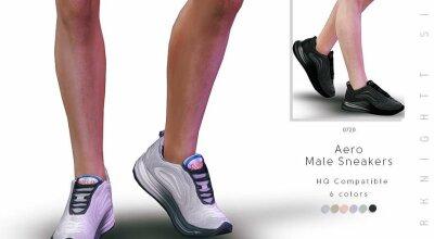 Мужские кроссовки Aero