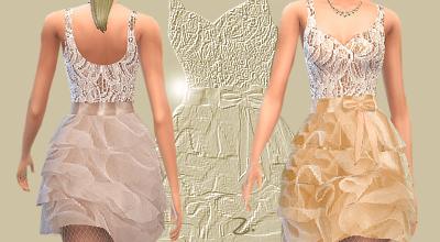 Платье Toffee