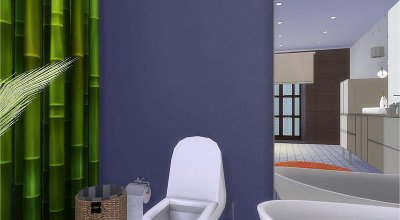 Интерьер ванной Avalon
