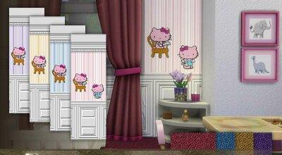 Обои Hello Kitty
