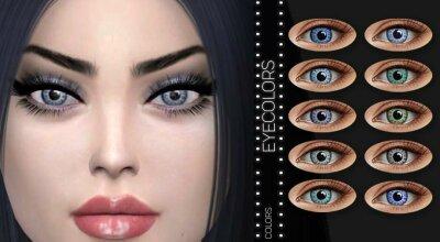 Глаза Z01