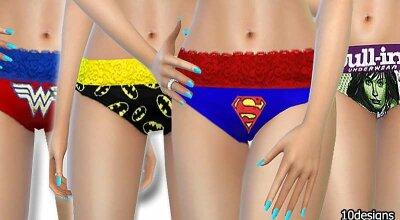Супергеройские трусы