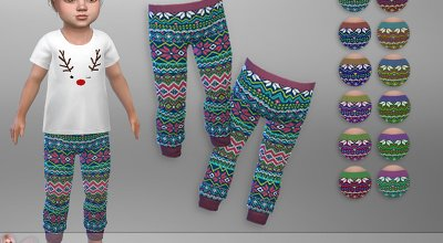 Зимние штаны Yuki 1