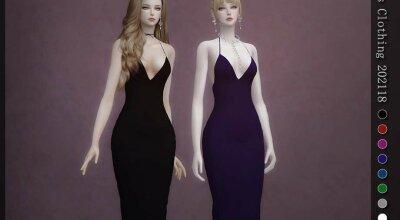 Вечернее платье 202118