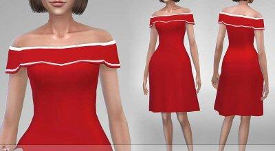 Платье Carmen 1