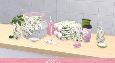 Декор ванной Blossom