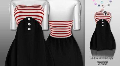 Платье Luana C199