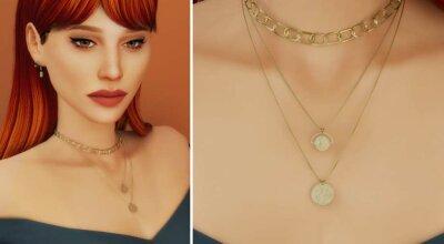 Ожерелье Lucid