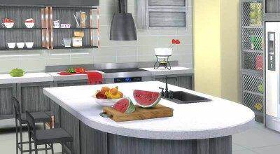 Кухня Talea
