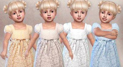 Платье для детей