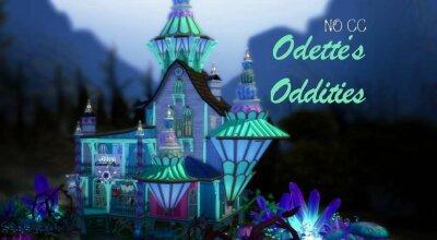 Сказочный магазин Odette