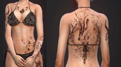 Татуировки Enchanted