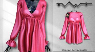Платье BD309