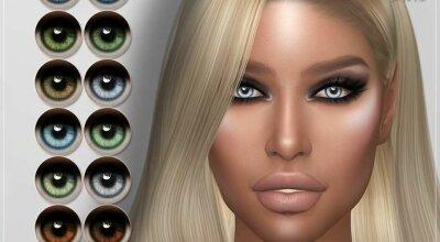 Глаза FRS N102