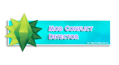 Sims 4 conflict detector