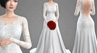 Свадебное платье N10