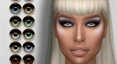 Глаза N100