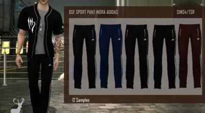 Спортивные штаны INDRA ADIDAS