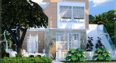 Дом Elegant Modern