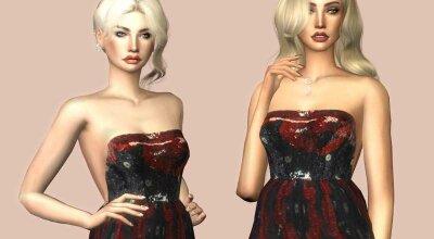 Платье Beatriz