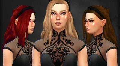 Волосы Cassandra