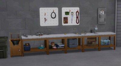 Набор инструментов Time Garage