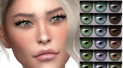 Глаза N95
