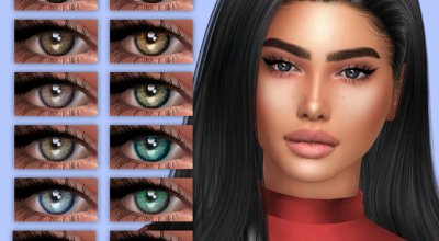 Глаза [MH] N29