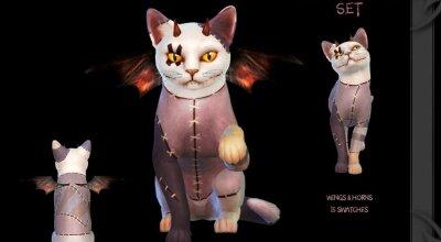 Набор Demonic Cat